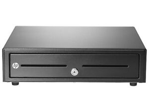 Hp Standard Duty Cash Drawer Us 5 Bills And 5 Coins Us English Localization