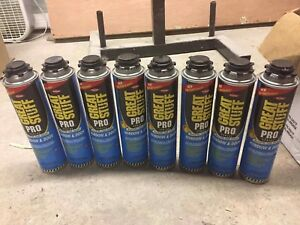 Great Stuff Pro Window Door 20 Oz Insulating Foam Sealant 8 eight Cans