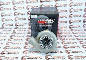 Precision Turbo Sp Cea Billet 5558 Ball Bearing T3 48 A R V Band 570 590hp