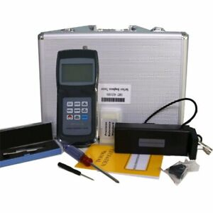 Split Type Digital Surface Roughness Tester Meter Ra Rq Rz Rt Surface Roughness