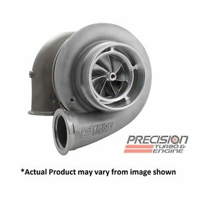 Precision Turbo Hp Cover Cea Billet 6766 Journal Bearing 935hp 96 V Band T4