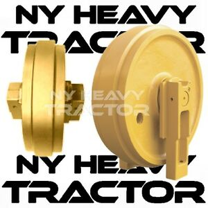 Idler Group With Brackets For Allis Chalmers Hd4 Dozer
