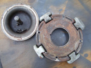 Original Massey Harris 555 Diesel Tractor Engine Governor Parts 1957