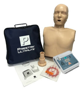 Prestan Ultralite Cpr Training Manikin Aed Practi trainer Essentials Pp ulm