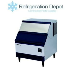 Blue Ice Blui 250a 250lbs Ice Maker Under Counter Model