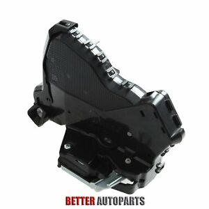 Front Right Door Lock Actuator With Latch Passenger Side For Toyota Sequoia