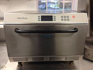 Turbochef High H Batch Hhb Commercial Electric Convection Oven Very Clean Unit