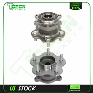 2 Rear Left Or Right Wheel Hub Bearing Assembly For Nissan Maxima For Altima