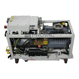 Edwards Iqdp 80 Dry Pump Rebuilt By Provac Sales Inc