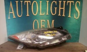 Passenger Right Xenon Hid Afs Oem Mazda3 10 11 12 13 Headlight Assembly n0904