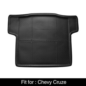 All Weather Rear Trunk Cargo Tray Cover Floor Mat For Chevy Cruze 10 11
