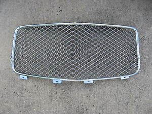 Bentley Mulsanne Radiator Grill Oem Very Good Condition Lower Grill Available