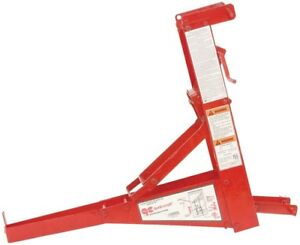 Orgl 6182893 qualcraft 2200 Pump Jack For Use With 2 X 4 30 Ft Spliced Fabri