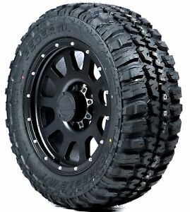 Set Of 4 Federal Couragia M T Mud Terrain Tires Lt265 75r16 10ply Rated