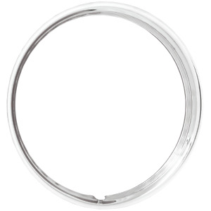 3006 17 Trim Ring 17 Inch Hot Rod Ribbed