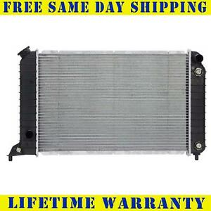 Radiator For 1994 2003 Chevy S10 Gmc Sonoma Isuzu Hombre 2 2l Lifetime Warranty