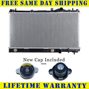 Radiator With Cap For Dodge Plymouth Fits Neon 2 0 L4 4cyl 1548wc