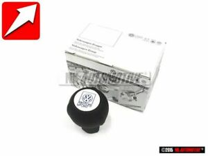 Vw Classic Parts Vw Motorsport High Quality Leather Gear Shift Knob Zcp902586