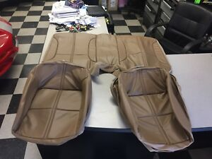 1993 1995 Chevy Camaro Rear Upper And Lowertan Seat Covers New