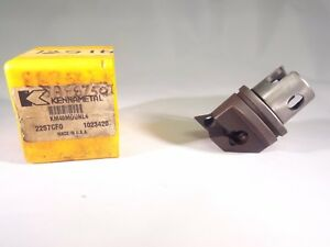 New Kennametal Km 40 Indexable Boring Head Km40mdunl4 3 Available E5