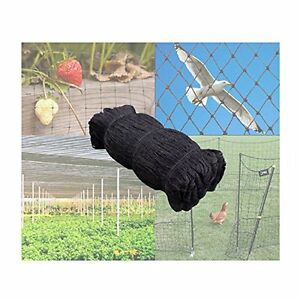 Bird Netting 25 X 50 Net Netting For Bird Poultry Avaiary Game Pens 2 Hole694