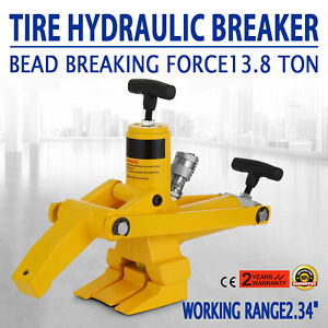 Tractor Truck Tire Hydraulic Bead Breaker Changer Farm Equipment Agricultural