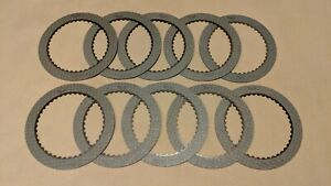Gm Th400 Forward Direct Friction Plate Raybestos Graphite Waffle 10 Plates