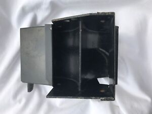Original 1963 Only Corvette Lower Heater Y Air Deflector Duct