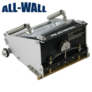 Columbia 5 5 Drywall Flat Finishing Box Small For Tight Areas Nail Spotting