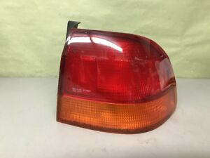 96 98 4dr Honda Civic Right Rear Driver Side Tail Lights Lens Stanley 043 1267
