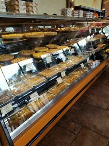 2016 Refrigerated Bakery Display Case