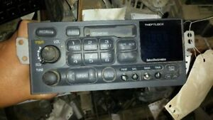 Audio Equipment Radio Am Mono fm Stereo cassette Fits 95 Caprice 97162