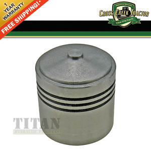 184443m91 Massey Ferguson Hydraulic Lift Piston 35 50 65 202 203 204 205
