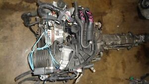 03 08 Mazda Rx 8 Rx8 1 3l 4port Rotary Engine Only Jdm 13b 1 3l