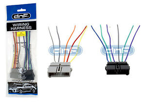 Chrysler Dodge Jeep Aftermarket Radio Wiring Harness 70 1817 Ships Today