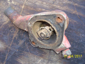 Vintage Ji Case 400 Diesel Tractor thermostat Housing 1955