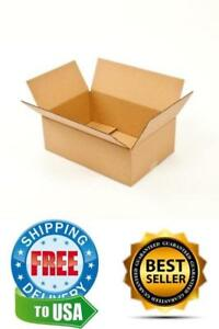 25 Pack 18x12x6 Cardboard Box Packing Shipping Mailing Storage Cartons Moving