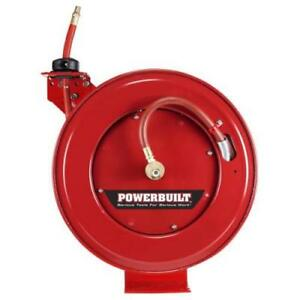 Powerbuilt Automatic Air Hose Reel