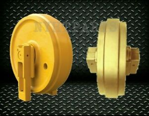 Idler Gp With Brackets For John Deere 450c Dozer