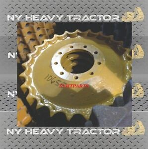 Sprocket X2 For John Deere 450c Dozer
