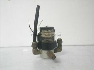 31e1 Humphrey Mini myte Solenoid Valve 8 5w 0 100 Psi used And Tested
