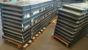 27 W X 10 L Gravity Roller Conveyor hk