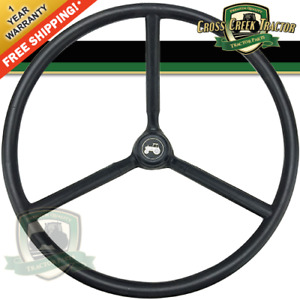 Al28458 New John Deere Tractor Steering Wheel 2120 2130 313
