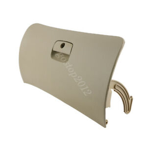 Car Door Lid Beige Glove Box Compartment Cover Beige For Vw Passat B5 1998 2005
