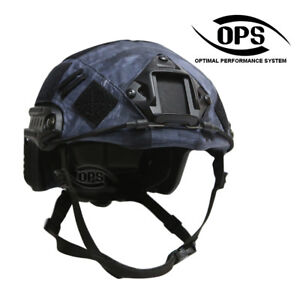 OPSUR-TACTICAL HELMET COVER FOR OPS-CORE FAST HELMET IN A-TACS LE-X ML