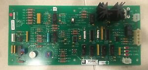 York Optiview Cm2 Current Control Module part 031 00947 000 Rev D