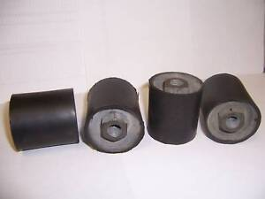 4 New Plate Compactor Rammer Shock Mount Subs Mbw 01011 2 X 2 1 8