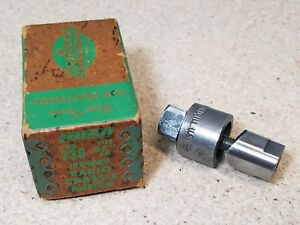 Greenlee No 730 5 8 Diameter Punch And Die Set Radio Chassis Punch