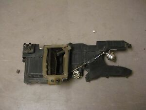95 97 Ford F 150 250 350 Hvac Heater Core Vent Box Assembly Under The Dash Oem