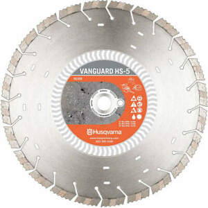 Husqvarna Diamond Saw Blade wet dry Cutting Type Vanguard Hs5 14